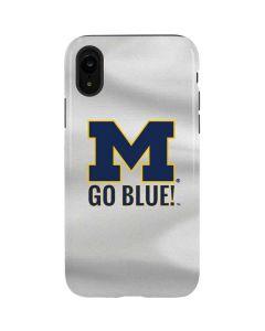Michigan Go Blue iPhone XR Pro Case