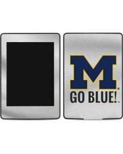 Michigan Go Blue Amazon Kindle Skin