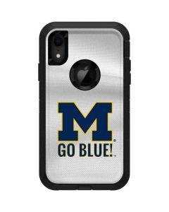 Michigan Go Blue Otterbox Defender iPhone Skin