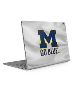 Michigan Go Blue Surface Book 2 13.5in Skin