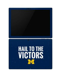 Michigan Hail to the Victors Surface Pro 6 Skin