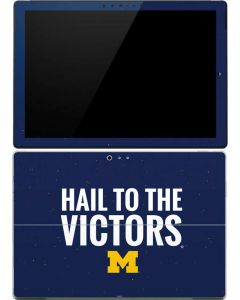 Michigan Hail to the Victors Surface Pro (2017) Skin