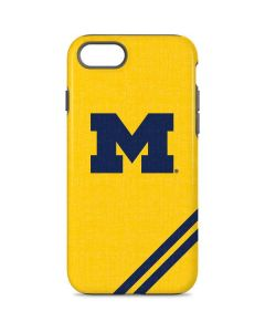 Michigan Large Logo iPhone 8 Pro Case