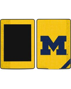 Michigan Large Logo Amazon Kindle Skin