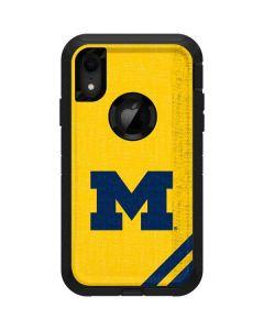 Michigan Large Logo Otterbox Defender iPhone Skin