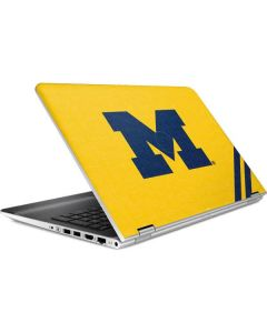 Michigan Large Logo HP Pavilion Skin