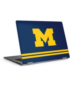 Michigan Logo Striped HP Elitebook Skin