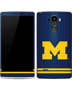 Michigan Logo Striped G Stylo Skin