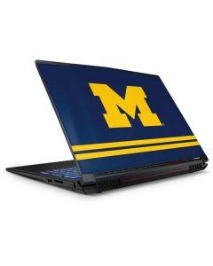 Michigan Logo Striped GP62X Leopard Gaming Laptop Skin