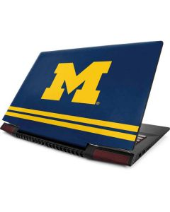 Michigan Logo Striped Lenovo Ideapad Skin