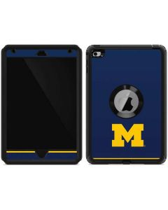 Michigan Logo Striped Otterbox Defender iPad Skin