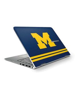 Michigan Logo Striped HP Stream Skin