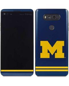 Michigan Logo Striped V20 Skin