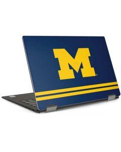 Michigan Logo Striped Dell XPS Skin