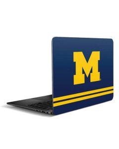 Michigan Logo Striped Zenbook UX305FA 13.3in Skin