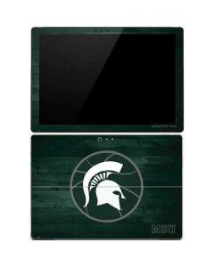 Michigan State Basketball Courtside Surface Pro 4 Skin