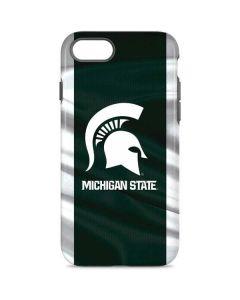 Michigan State University Away Grey Jersey iPhone 8 Pro Case