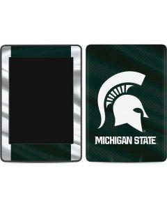 Michigan State University Away Grey Jersey Amazon Kindle Skin