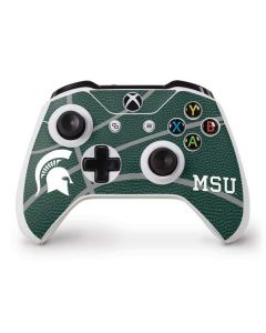 Michigan State University Green Basketball Xbox One S Controller Skin