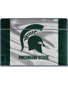 Michigan State University Spartans Jersey Galaxy Book Keyboard Folio 12in Skin