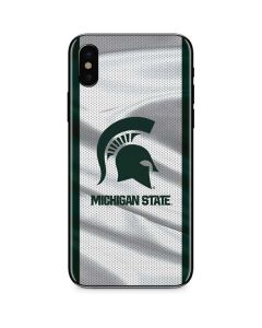 Michigan State University Spartans Jersey iPhone XS Max Skin