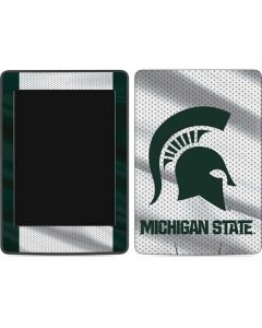 Michigan State University Spartans Jersey Amazon Kindle Skin