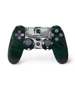Michigan State University Spartans Jersey PS4 Pro/Slim Controller Skin