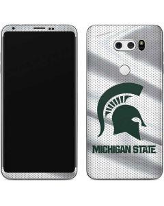 Michigan State University Spartans Jersey V30 Skin