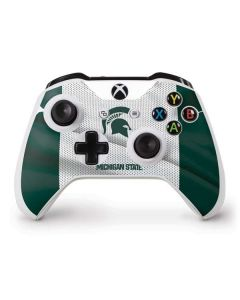 Michigan State University Spartans Jersey Xbox One S Controller Skin