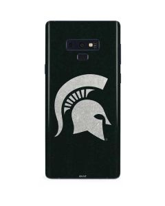 Michigan State University Spartans Logo Galaxy Note 9 Skin