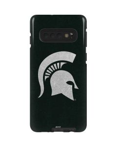 Michigan State University Spartans Logo Galaxy S10 Pro Case