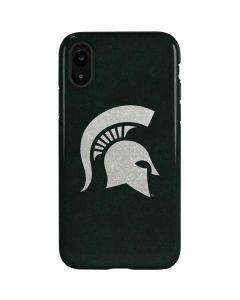 Michigan State University Spartans Logo iPhone XR Pro Case