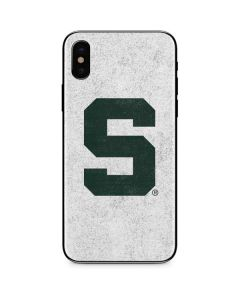 Michigan State University Spartans Mean Green S iPhone XS Max Skin