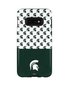 Michigan State University Spartans MSU Split Galaxy S10e Pro Case