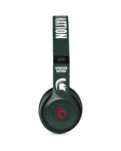 Michigan State University Spartans Nation Beats Solo 2 Wireless Skin