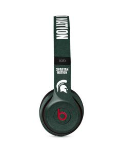 Michigan State University Spartans Nation Beats Solo 3 Wireless Skin