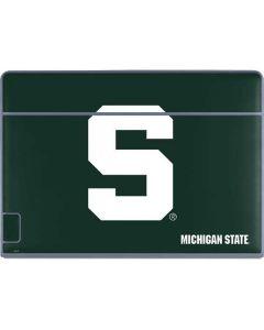 Michigan State University Spartans S Galaxy Book Keyboard Folio 12in Skin