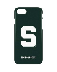 Michigan State University Spartans S iPhone 8 Lite Case