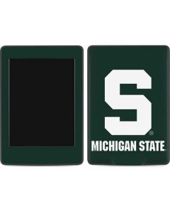 Michigan State University Spartans S Amazon Kindle Skin
