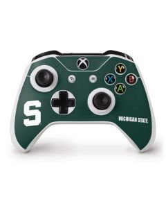 Michigan State University Spartans S Xbox One S Controller Skin