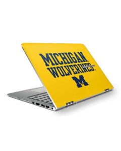 Michigan Wolverines HP Stream Skin