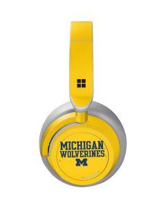 Michigan Wolverines Surface Headphones Skin
