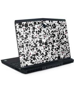 Mickey Mouse Dell Alienware Skin