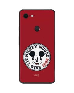 Mickey Mouse All Star Google Pixel 3 XL Skin