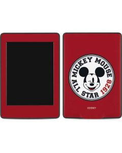 Mickey Mouse All Star Amazon Kindle Skin