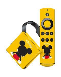 Mickey Mouse Backwards Amazon Fire TV Skin