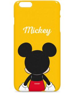 Mickey Mouse Backwards iPhone 6/6s Plus Lite Case