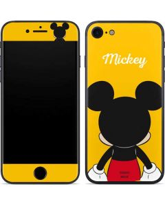 Mickey Mouse Backwards iPhone 7 Skin