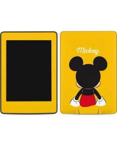Mickey Mouse Backwards Amazon Kindle Skin