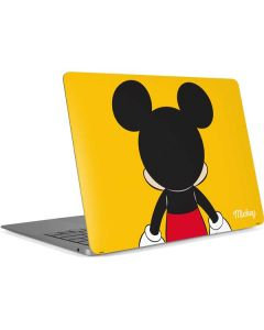 Mickey Mouse Backwards Apple MacBook Air Skin